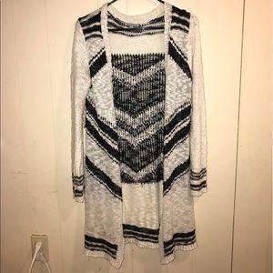 Medium Charlotte Russe fringe sweater